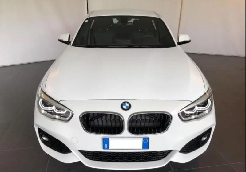 BMW Serie 1 118i 5p. Msport Alpinweiss III Km 0 0UKAB-d