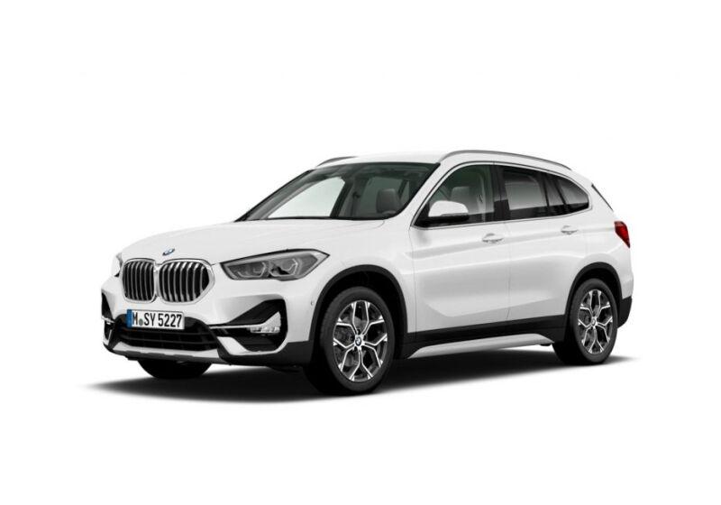 BMW X1 sDrive 18i xLine Plus Alpine White Da immatricolare MD0CKDM-bmwa-v9
