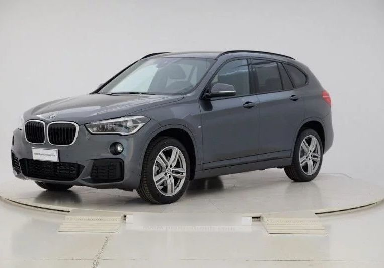 BMW X1 sDrive18d Msport Automatica Estoril Blue Km 0 ET0BETE-a_censored