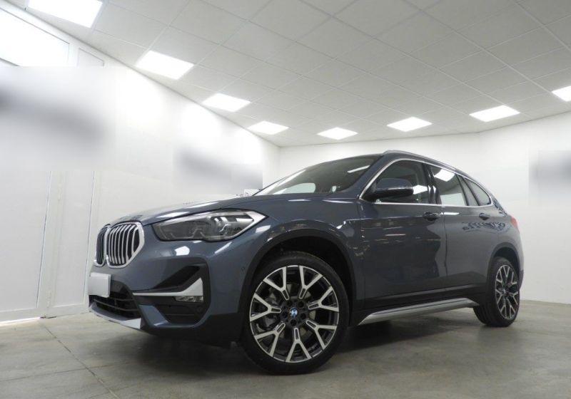BMW X1 sDrive18d xLine auto Storm Bay Usato Garantito G80B28G-a_censored
