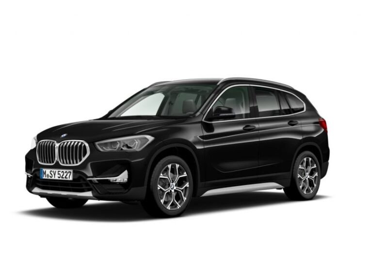 BMW X1 sDrive18d xLine Plus Saphirschwarz Da immatricolare 4H0CKH4-a