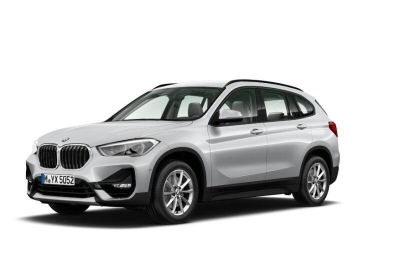 BMW X1 sdrive18i auto Glaciersilber Km 0 780B587-1