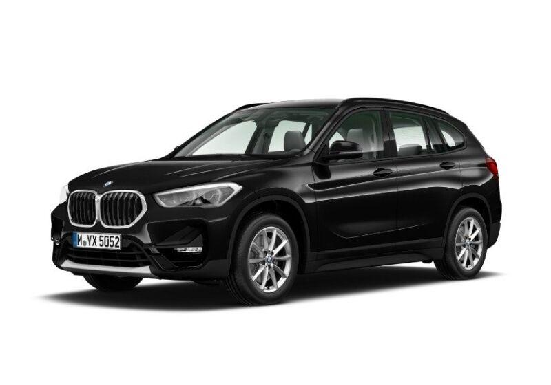 BMW X1 sdrive18i auto Saphirschwarz Km 0 B30B53B-1-v5