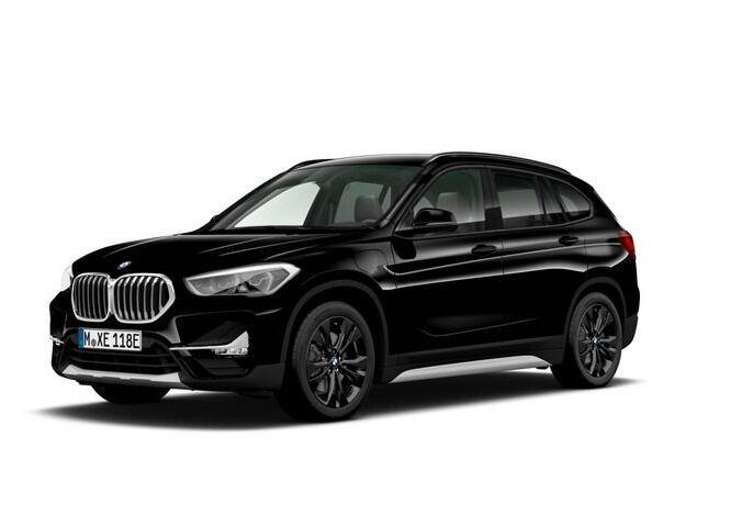 BMW X1 xDrive25e xLine Schwarz Km 0 V70BR7V-1