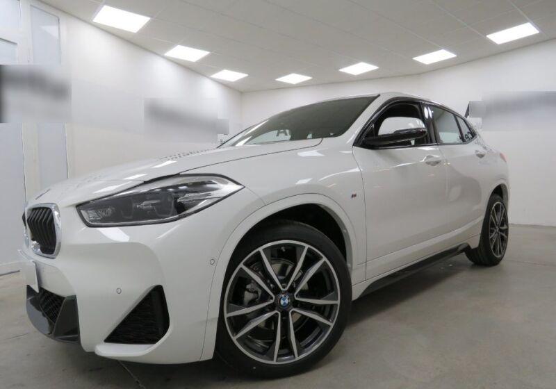 BMW X2 sDrive16d Msport Automatica Alpinweiss III  Usato Garantito 7K0BTK7-a_censored
