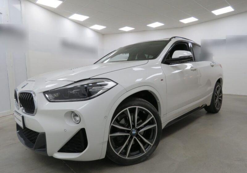 BMW X2 sDrive18d Msport Auto Alpinweiss III  Usato Garantito 4G0BZG4-14641667_O_60393795728b2_censored