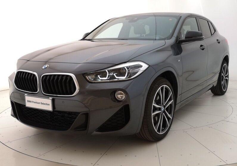 BMW X2 sDrive18d Msport Auto Mineral Grey Usato Garantito GE0CGEG-a