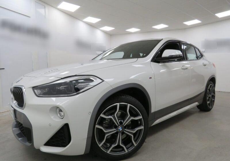 BMW X2 sDrive18d Msport-X Alpinweiss III  Usato Garantito YA0BTAY-a_censored
