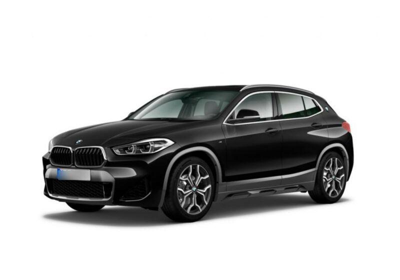 BMW X2 sDrive18d Msport-X Saphirschwarz Da immatricolare NV0BTVN-a