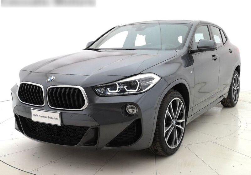 BMW X2 sDrive18i Msport Mineral Grey Usato Garantito FY0BWYF-a_censored