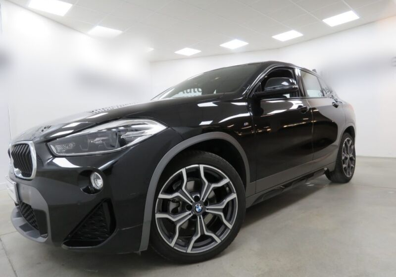 BMW X2 xDrive18d Msport-X Saphirschwarz Usato Garantito UF0CJFU-1-v1