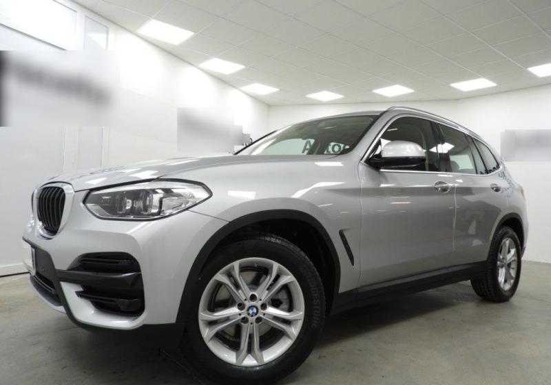 BMW X3 xDrive20d Business Advantage Automatica Glaciersilber Km 0 ETJ8J-a