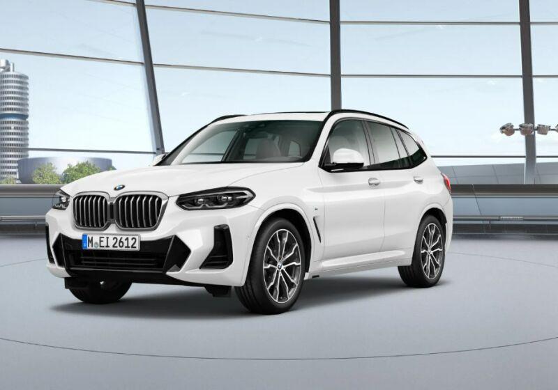 BMW X3 xDrive20d 48V Msport Auto Alpine White Da immatricolare UX0CJXU-al1_2021_09_22_13_14_59