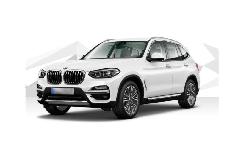 BMW X3 xDrive20d Luxury Alpinweiss III  Km 0 VP0BEPV-a2