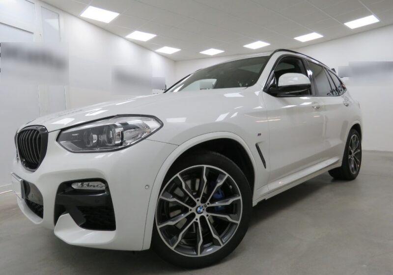 BMW X3 xDrive20d Msport Alpinweiss III  Usato Garantito 3D0CJD3-a_censored