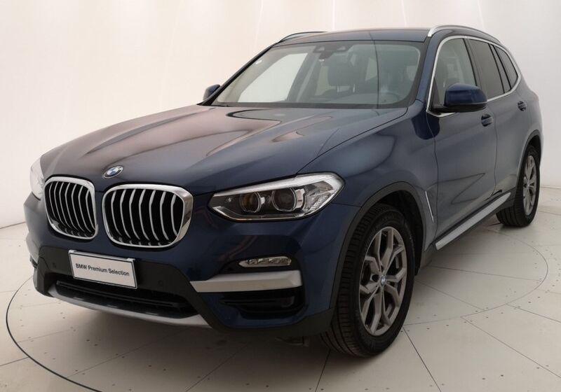 BMW X3 xDrive20d xLine aut. Phytonic Blue Usato Garantito AL0BULA-a