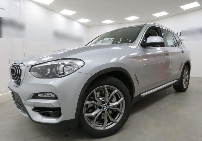 BMW X3 xDrive30d xLine Glaciersilber Usato Garantito EL0CHLE-a_censored