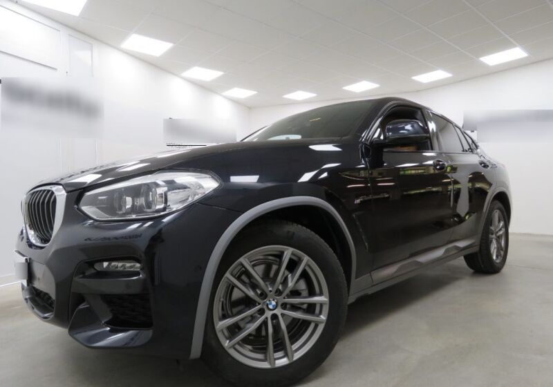 BMW X4 xDrive20d Msport-X Carbonschwarz Usato Garantito 8H0CHH8-image-01_censored