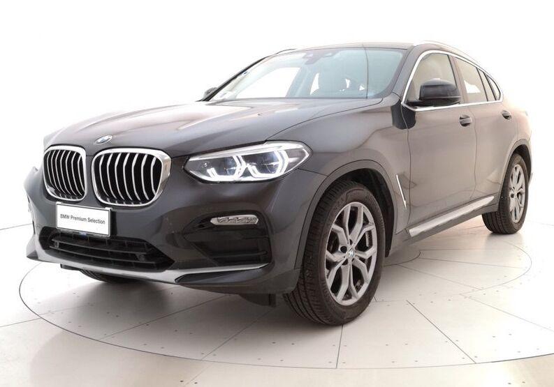 BMW X4 xDrive20d xLine Sophisto Grey Usato Garantito J40CJ4J-a