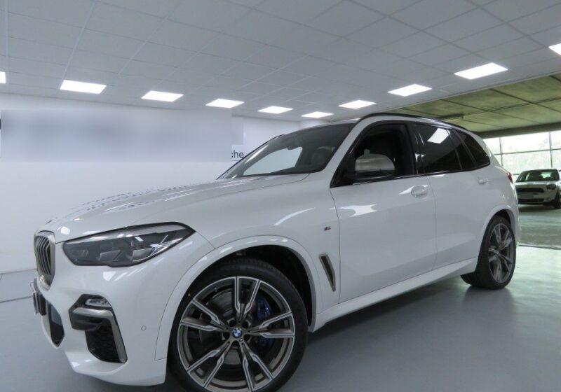 BMW X5 M50d Mineral White Usato Garantito 5J0B5J5-a_censored