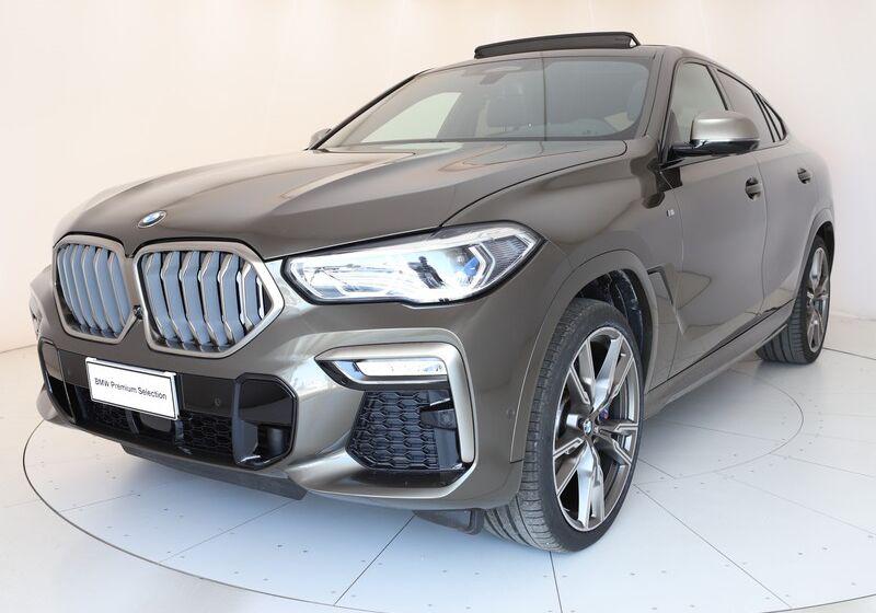BMW X6 M50d auto Manhattan Metallic Usato Garantito 8Q0CJQ8-a