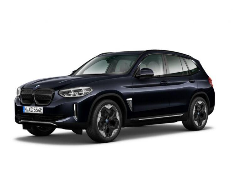 BMW iX3 Impressive Carbonschwarz Da immatricolare UL0CBLU-a