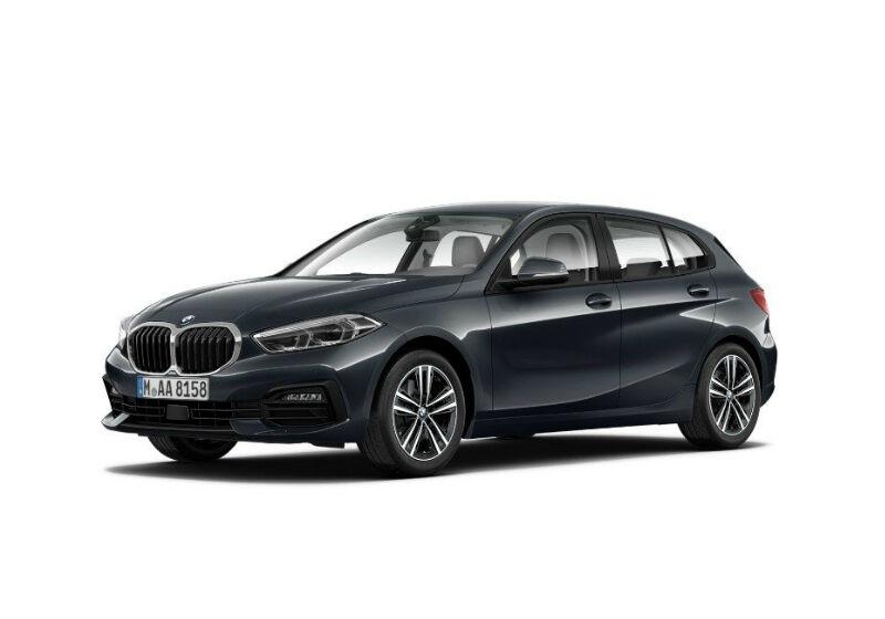 BMW Serie 1 116d 5p. Business Advantage aut. Mineral Grau Da immatricolare Z70B47Z-a