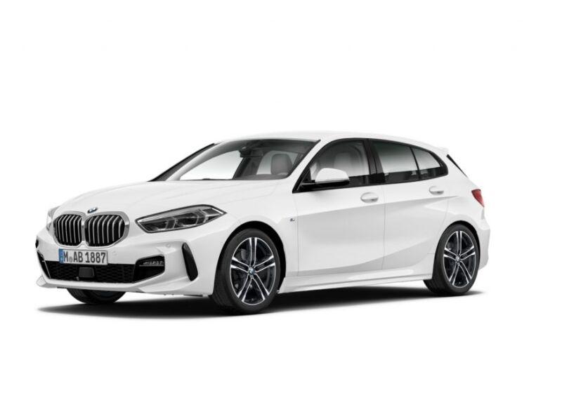 BMW Serie 1 116d 5p. MSport aut. Alpinweiss III  Da immatricolare N20B92N-1