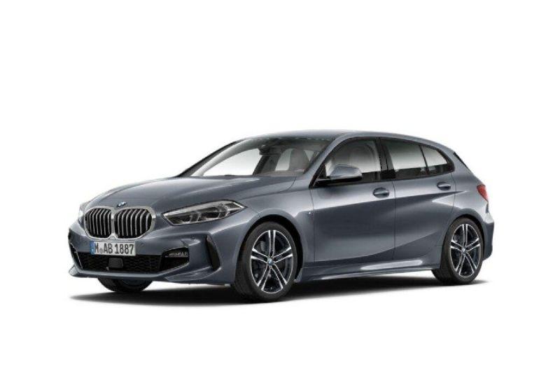 BMW Serie 1 116d 5p. MSport aut. Storm Bay Da immatricolare F70BH7F-aa
