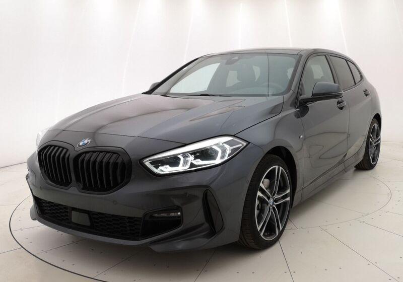 BMW Serie 1 116d 5p. MSport aut. Mineral Grey Usato Garantito BE0BZEB-bm1