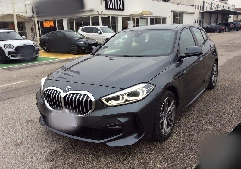 BMW Serie 1 116d 5p. MSport aut. Mineral Grey Usato Garantito GT0BWTG-u23000009842307269678an--v9