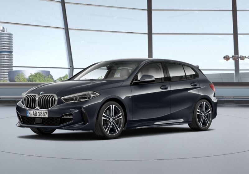 BMW Serie 1 116d 5p. MSport aut. Mineral Grey Km 0 2C0CDC2-a_2021_05_24_16_27_16