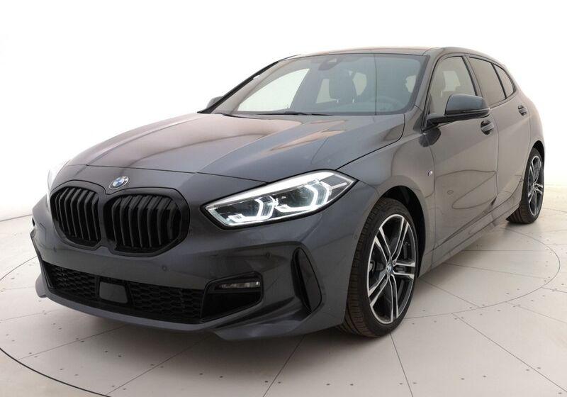 BMW Serie 1 116d 5p. MSport aut. Mineral Grey Usato Garantito 730BZ37-a