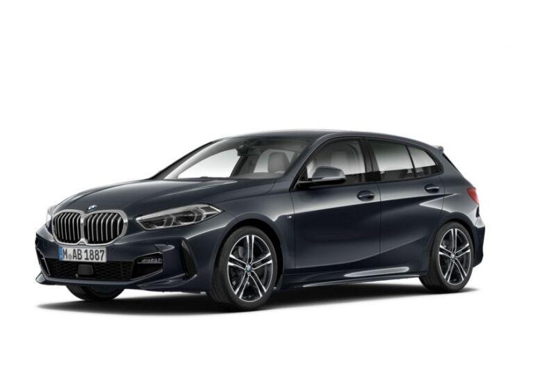 BMW Serie 1 116d 5p. MSport aut. Mineral Grey Da immatricolare C30CK3C-a