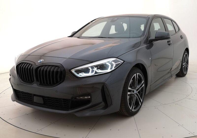 BMW Serie 1 116d 5p. MSport aut. Mineral Grey Usato Garantito EE0BZEE-a