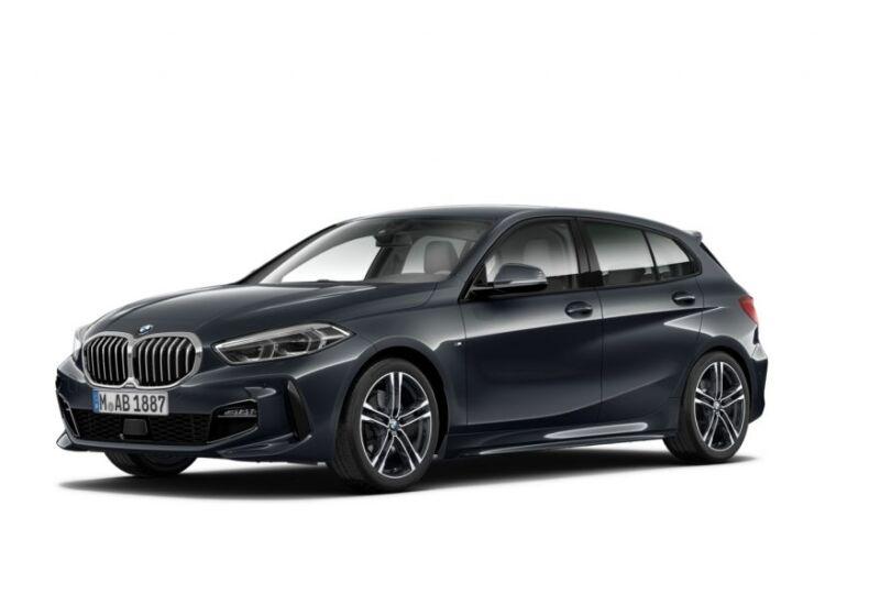 BMW Serie 1 116d 5p. MSport aut. Mineral Grey Usato Garantito EQ0CJQE-image-02