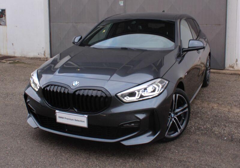 BMW Serie 1 116d 5p. MSport aut. Mineral Grey Usato Garantito G30BZ3G-2.1