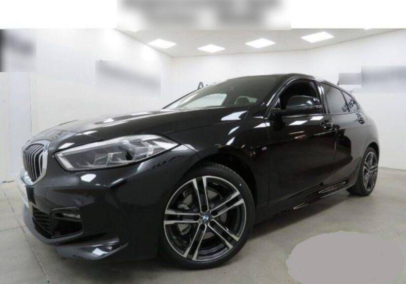 BMW Serie 1 116d 5p. MSport aut. Saphirschwarz Da immatricolare VW0CFWV-a_censored