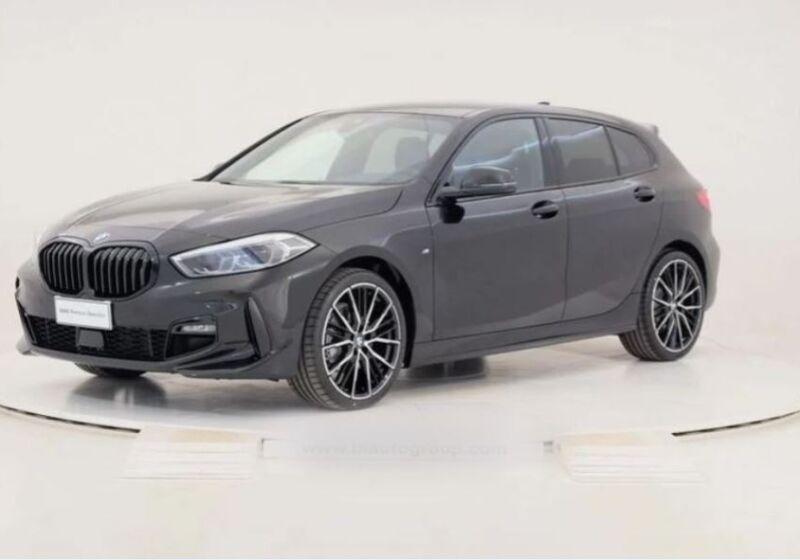 BMW Serie 1 116d 5p. MSport aut. Saphirschwarz Km 0 2K0CAK2-bmw7