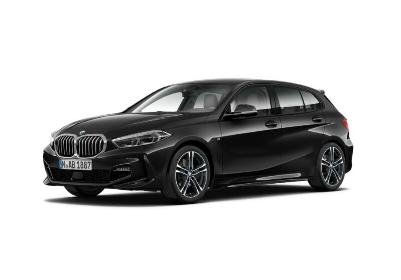 BMW Serie 1 116d 5p. MSport aut. Saphirschwarz Km 0 DZ0BSZD-a