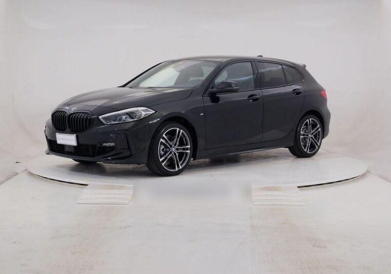 BMW Serie 1 116d 5p. MSport aut. Saphirschwarz Km 0 FR0C2RF-a_censored