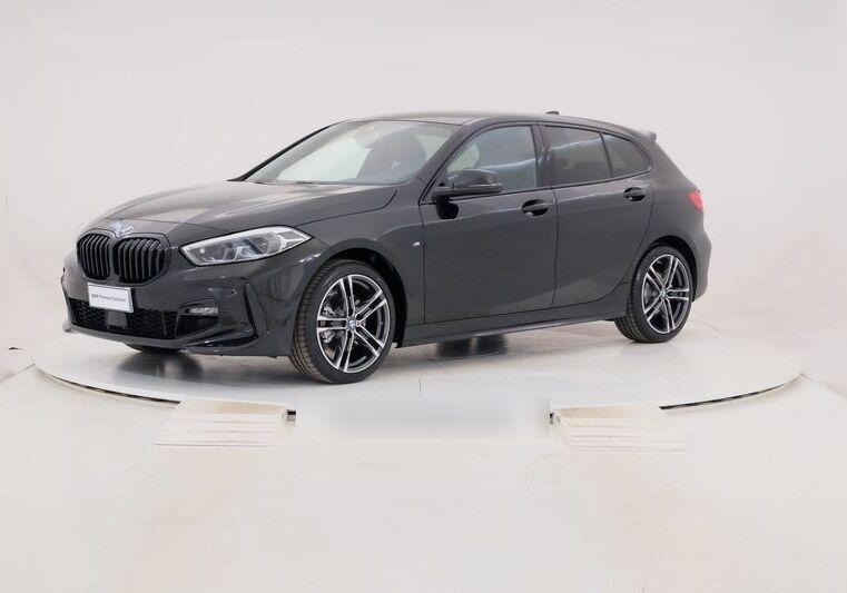 BMW Serie 1 116d 5p. MSport aut. Saphirschwarz Usato Garantito G70C27G-a_censored%20(2)