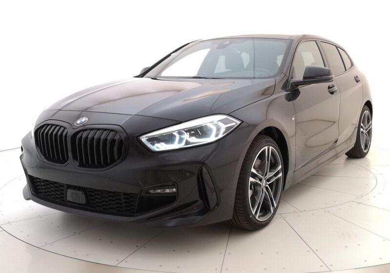 BMW Serie 1 116d 5p. MSport aut. Saphirschwarz Usato Garantito GV0CFVG-a