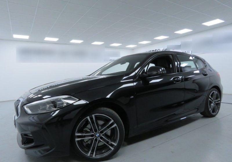 BMW Serie 1 116d 5p. MSport aut. Saphirschwarz Da immatricolare XJ0BEJX-a_censored