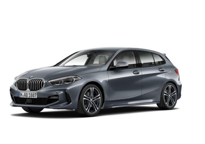 BMW Serie 1 116d 5p. MSport aut. Storm Bay Da immatricolare EP0CGPE-a-v1