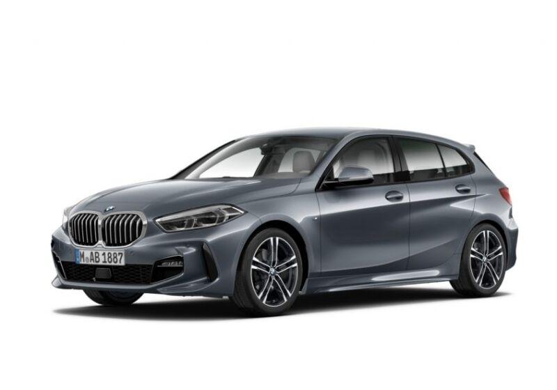 BMW Serie 1 116d 5p. MSport aut. Storm Bay Da immatricolare AE0B9EA-a-v1