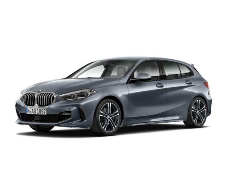 BMW Serie 1 116d 5p. MSport aut. Storm Bay Da immatricolare NV0B9VN-msport