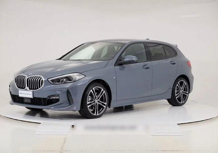BMW Serie 1 116d 5p. MSport aut. Storm Bay Km 0 PL0BELP-0a