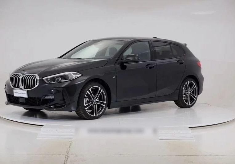 BMW Serie 1 116d 5p. MSport aut. Mineral Grau Km 0 TL0BELT-0a