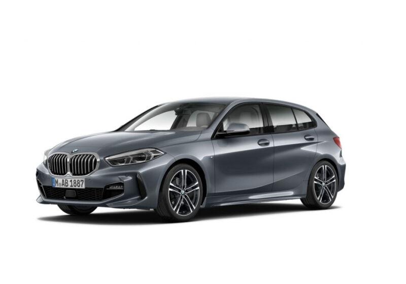 BMW Serie 1 116d 5p. MSport aut. Storm Bay Da immatricolare W20CK2W-a-v1